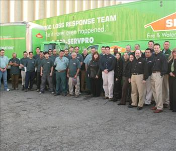 SERVPRO of Western Essex County Team