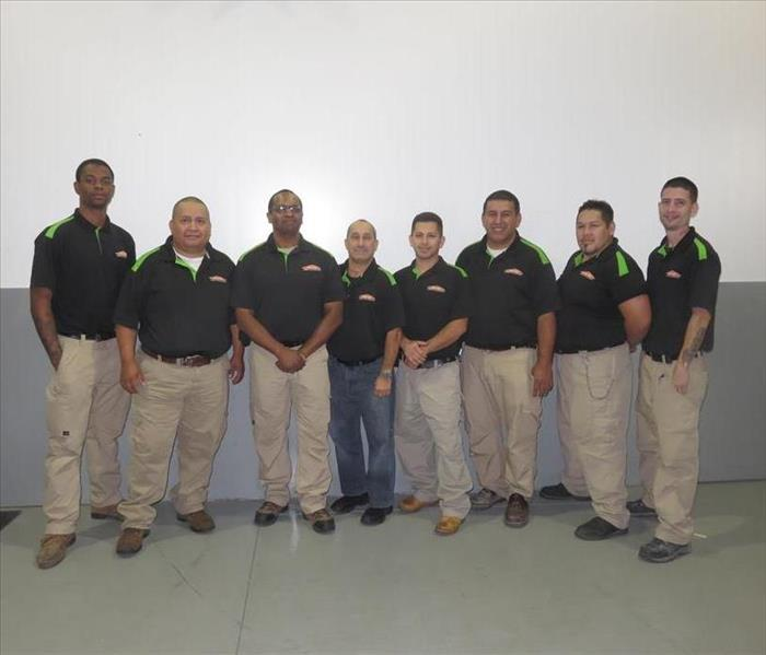 SERVPRO of Western Essex county Crew