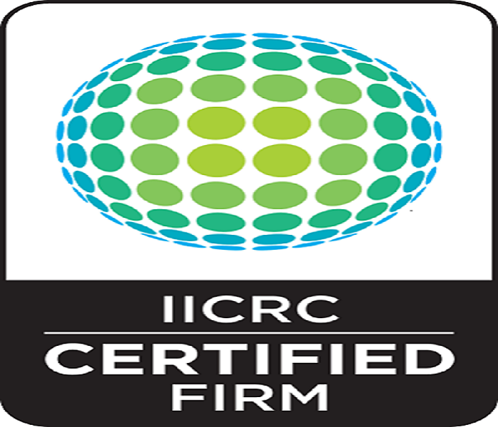 IICRC Certified Firm!