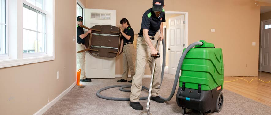 Livingston, NJ residential restoration cleaning